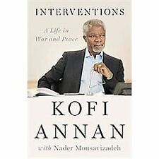 Interventions: A Life in War and Peace, Kofi Annan, Good Book