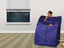 Portable Therapeutic Steam Sauna Cover Full Body -Free shipping