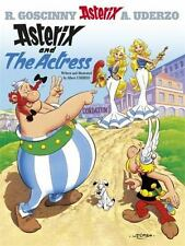 Asterix and the Actress by Albert Uderzo and René Goscinny (2001, Hardcover)