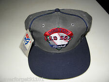 """NWT! VINTAGE 1990 RARE! """"THE GAME"""" BOSTON RED SOX Snapback Hat Cap USA"""
