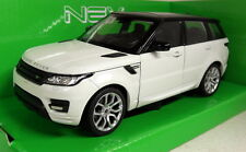 Nex models 1/24 Scale 24059W Range Rover Sport White Diecast model car
