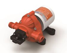 Seaflo 2.8 gpm AUTOMATIC ON DEMAND WATER PUMP RV BOAT 12V 4 Year Warranty!!