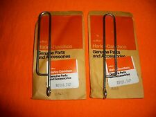AERMACCHI HARLEY AMF NOS 59091-74P CABLE GUIDES SXT SS 125, SX SS SST 175 250