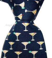 New Tommy Bahama man's neck wear 100% Silk Designer tie*Made in USA*BN Low Price