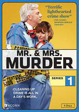 MR. AND MRS. MURDER Series One Season 1 NEW DVD
