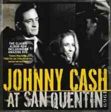 Johnny Cash-At San Quentin 1969 [cd + Dvd] CD NEW