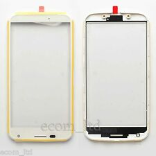 MOTOROLA MOTO X WHITE SCREEN DISPLAY GLASS LENS DIGITIZER XT1053  XT1058 XT1060