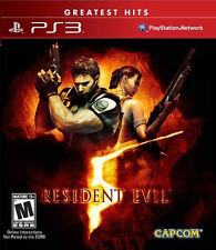 Resident Evil 5 PS3, New Playstation 3