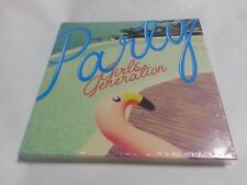 SNSD K-POP Single album [PARTY] CD photo booklet Sealed Girls' generation SM New