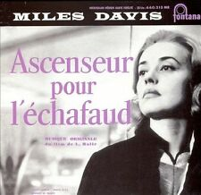 Ascenseur Pour L'Echafaud: Lift To The Scaffold by Miles Davis (CD, Sep-2007,...