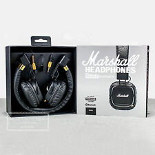BNIB Marshall Major II BLUETOOTH Major 2 Headphones with Mic headset / BLACK