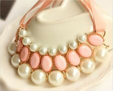 Pearls Necklace Elegant Style Fashion Accessories for Party Dress 2