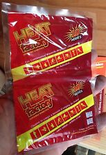 Heat Factory Hand Warmers 40 Pair Made in USA