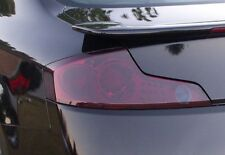03-07 PRECUT SMOKE TINT COVER SMOKED OVERLAYS FOR G35 COUPE TAIL LIGHT