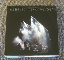 FREE 2for1 OFFER-Genesis – Seconds Out -Atlantic – SD 2-9002 -2×LP-Gatefold