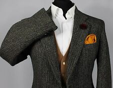 Harris Tweed Blazer M&S Matrimonio Paese Corse 42r SUPERB Tweed 253