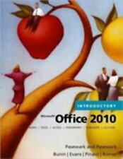 Microsoft Office 2010: Introductory (Microsoft Office 2010 Print Solutions), Bih