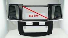 TOYOTA FORTUNER 2012-2014 CARBON KEVLAR CENTER CONSOLE DISPLAY 8.5'' DIGITAL AIR
