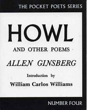 Howl And Other Poems by Allen Ginsberg 9780872860179 (Paperback, 1986)