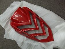 OEM YAMAHA RAPTOR 700 700R RED FRONT HOOD PANEL RADIATOR COVER 2009 2010-2012
