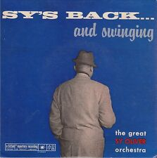 Sy Oliver JAZZ EP + COVER (Sesac 75) I'm The Guy That Loves Ya/I Like You VG++