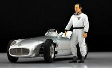 Stirling MOSS (2) Figur für 1:18 Spark Aston Martin DBR1