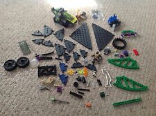 Used, Lot of  Mega Bloc Pieces,  See Pics for Details.  Lot H.