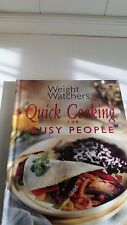 Weight Watchers Recipe Collection: Weight Watchers Quick Cooking for Busy People