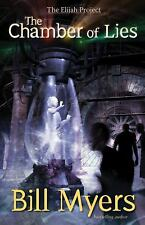 The Chamber of Lies (Elijah Project, The)-ExLibrary