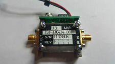 DMC 110414 LOW NOISE AMPLIFIER LNA  FROM MILITARY MOBILE SATELLITE UNIT