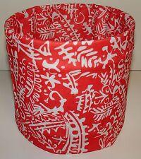 Red White Fashion Tube Multi Function Headwear Balaclava Beanie Cap Scarf Mask