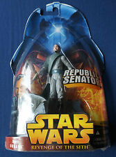 "Bail Organa / Star Wars / Revenge of the Sith / 3.75"" Action Figure"