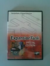 iK Multimedia Expansion Tank Special Edition SampleTank 2 Sound Collection Open