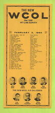 WCOL Radio Survey February 3, 1969 First Edition #1 Know I Loved U COLUMBUS OHIO