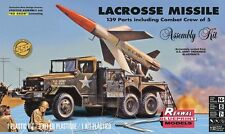 Revell Monogram Renwal Lacrosse Missile on 2.5 ton Truck mount model kit  1/32