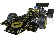 LOTUS 72E #2 RONNIE PETERSON 1973 ITALIAN GP WINNER 1/18 BY QUARTZO 18292