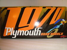 GMP 1:18  LE 1970 PLYMOUTH ROAD RUNNER Convertible,  Mint in Box!!
