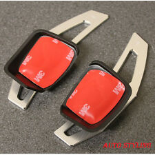 Aluminum Metal Paddle Shift Extensions VW DSG Golf 7 MK7 VII GT TDI SE TSI P2as