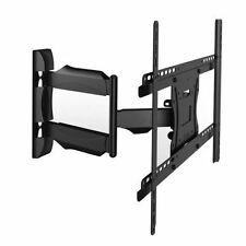 TV-Wall-Bracket-Slim-Tilt-Swivel-for-32-40-42-46-48-50-55-Plasma-LCD-LED-3D