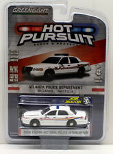1:64  GREENLIGHT HOT PURSUIT SERIES 21 - Ford Crown Victoria Police Interceptor