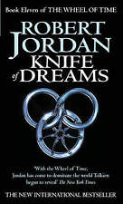 Knife of Dreams (Wheel of Time), By Robert Jordan,in Used but Acceptable conditi