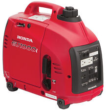 Honda EU1000i 1000 Watt Portable GENERATOR 2-YR WARRANTY - AUTHORIZED DEALER