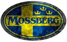 Mossberg Shotgun Sticker | Decal Vehicle Graphic 9x5in BOGO