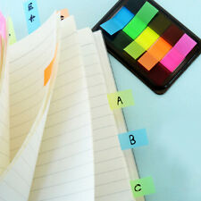 Colorful Memo Paper Stickers  Sticky Notes Stationery Office School Supplies