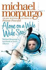 Seul sur une large étendue de mer par michael morpurgo (livre de poche) neuf livre