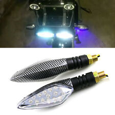 White Auto Accessories Taillamp Anti-collision LED Turn Signal Lamp High Quality