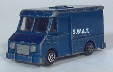 "Vintage 1975 SWAT Spelling Goldberg Productions 2.75"" Van LJN Toys Scale Model"