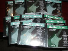RADIO STARZ CD+G KARAOKE 12 DISC SET SEALED LOT ROCK POP COUNTRY PACKAGE