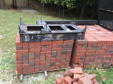 Just reclaimed chimney cap from the HAUNTED MUDHOUSE MANSION in Lancaster Ohio!