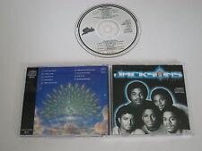 THE JACKSONS/TRIUMPH(EPIC CDEPC 86112) JAPAN CD ALBUM
